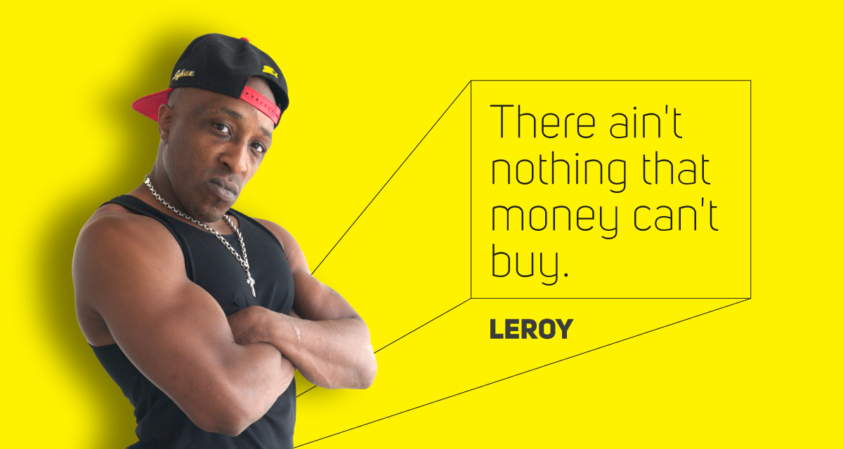 The Realness Leroy